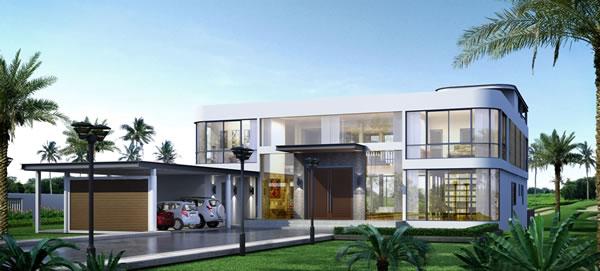 Lovely Bangkok Architects